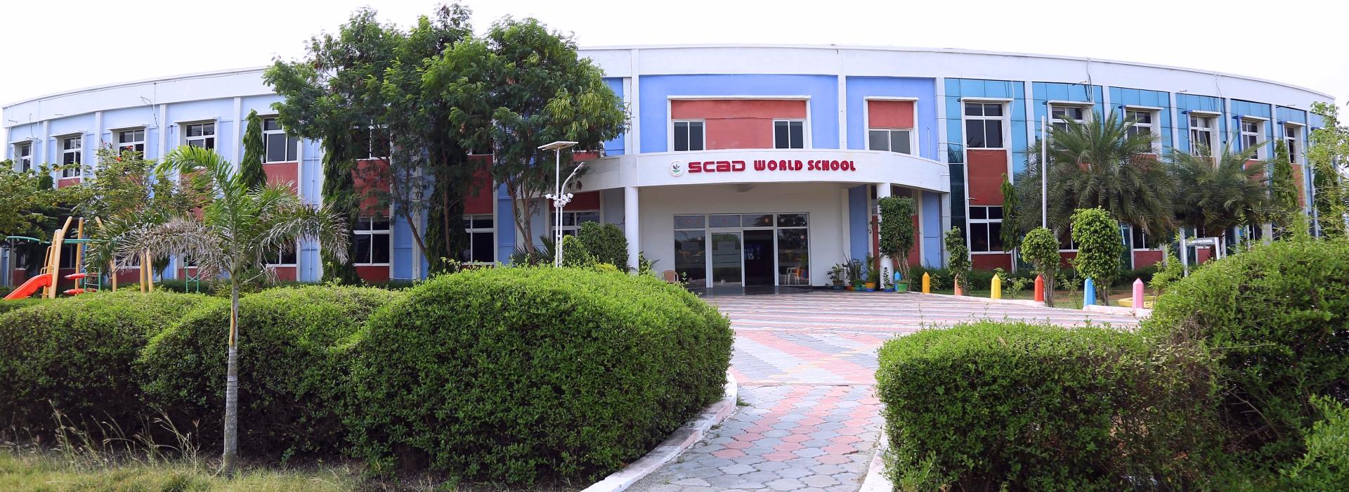 SCAD World School | Best International School in India | Cambridge