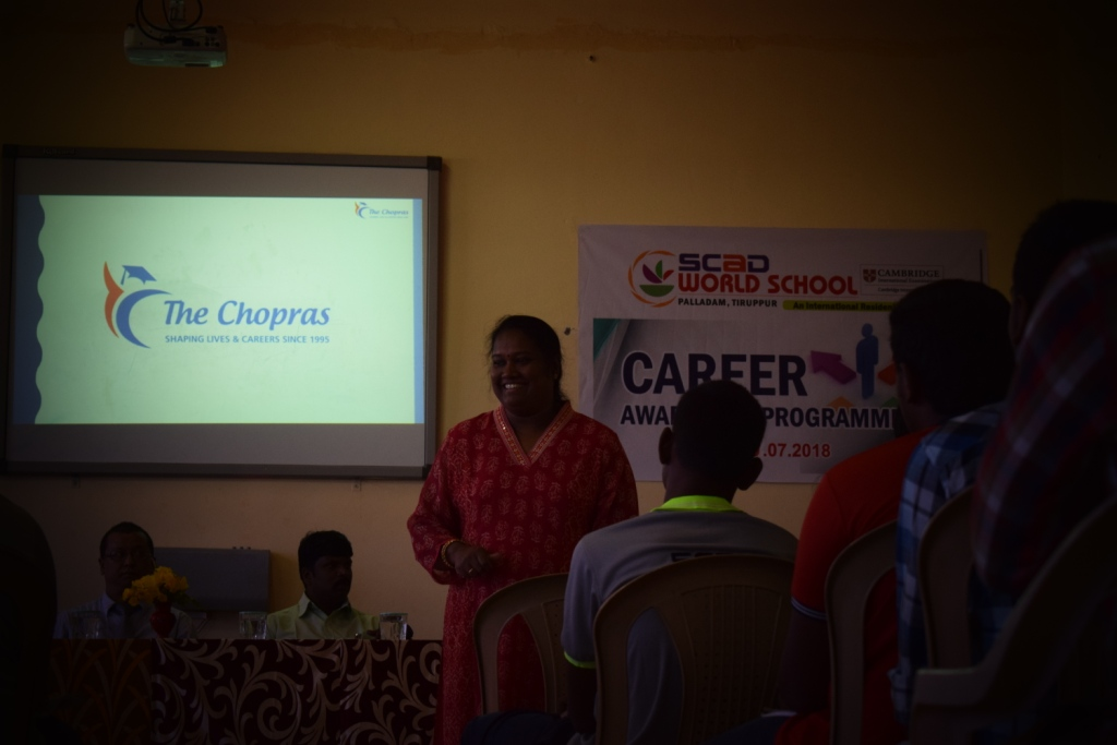 Career Orientation program