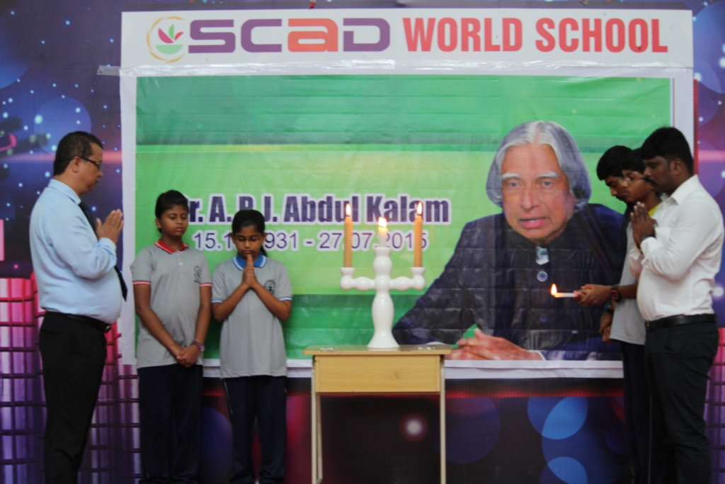 The Second death anniversary of Dr. A.P.J. Abdul Kalam
