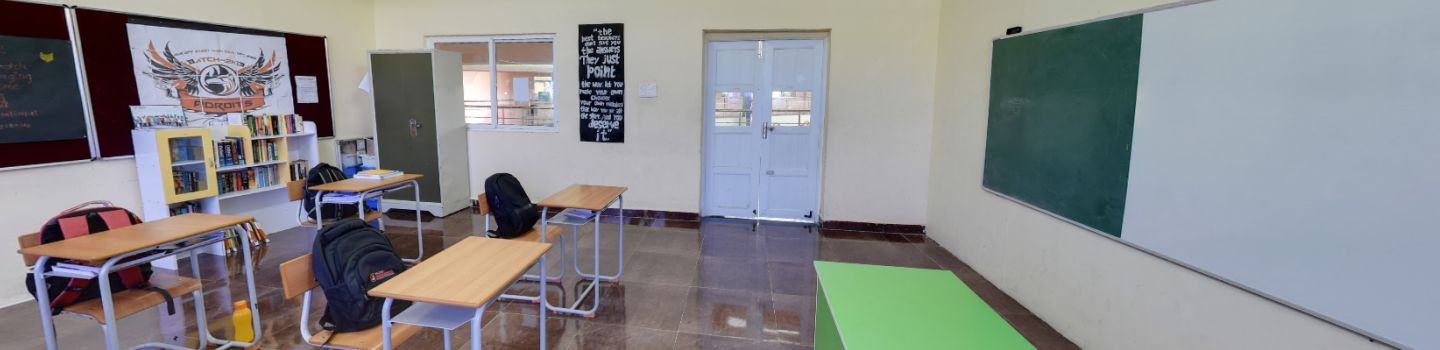 Our Class Rooms