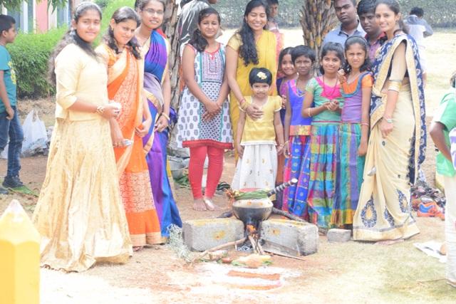 Pongal Celebration 2017-18