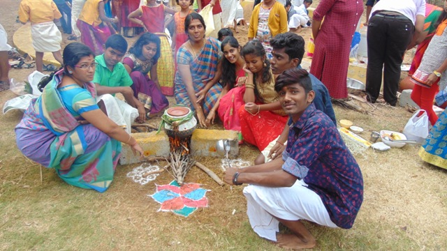 Pongal Celebration 2017-18