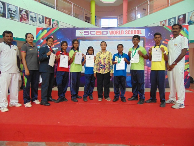 Inter School Rifle Shooting Championship 2017-18