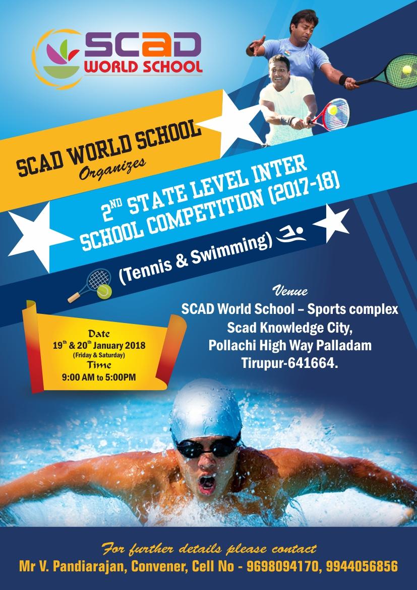 SWS Sports Invitation 2017-18