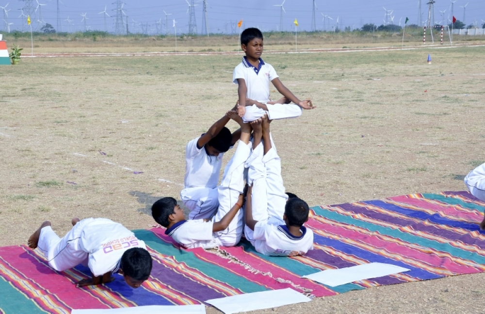 3rd Annual Sports Day 2014 - 2015