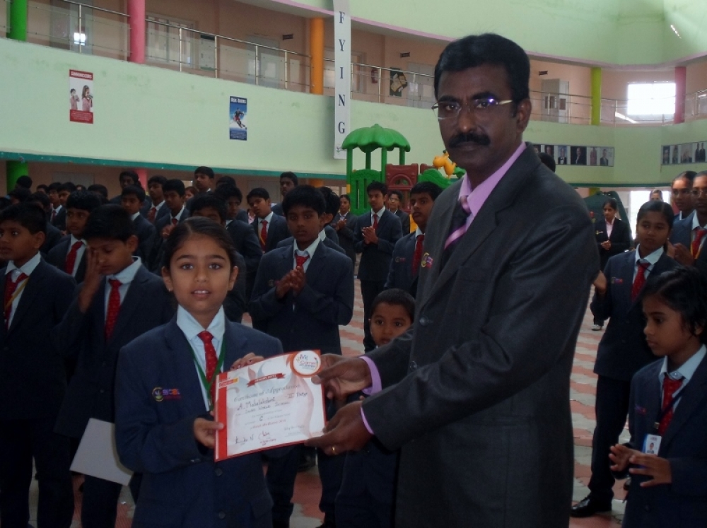 Camlin painting competition