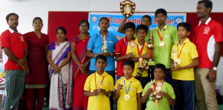 Inter District Field Archery Championship