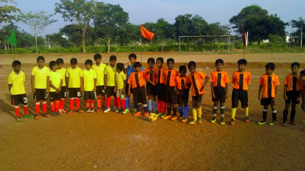 TAMIL NADU LEVEL FOOTBALL TOURNAMENT 2014