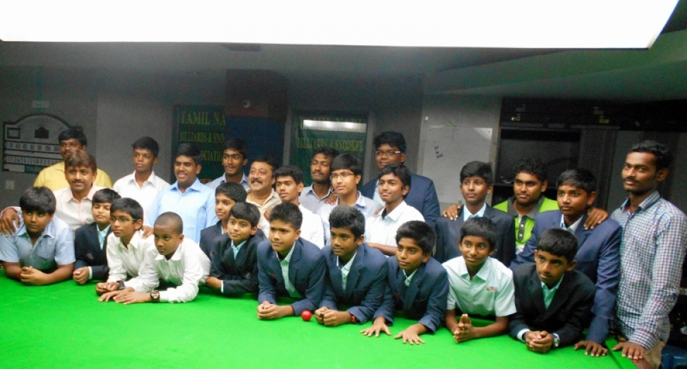 TAMILNADU STATE LEVEL SNOOKER/BILLIARDS COMPETITION