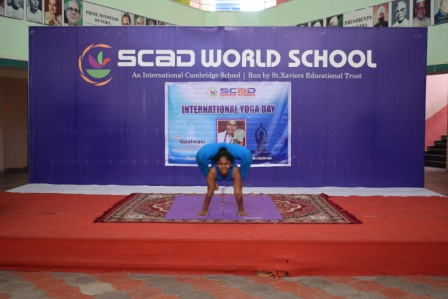 International Yogaday